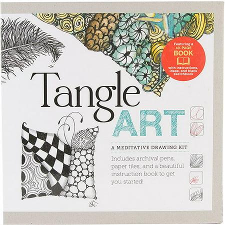 Quarry Books, Tangle Art Drawing Kit