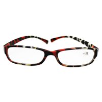 263602ebafe Product Image Cheetah Pattern Thick Framed Reading Glasses (+1.75)
