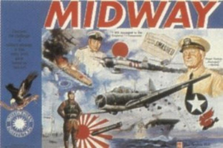 Midway (Smithsonian Edition) Used by Avalon Hill