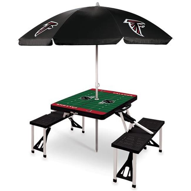 Picnic Time Atlanta Falcons Picnic Table Sport - Picnic table atlanta