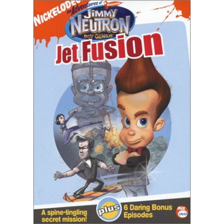 The Adventures of Jimmy Neutron: Boy Genius: Jet Fusion