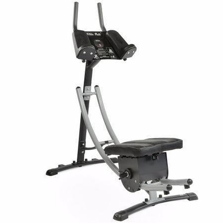 XtremepowerUS Roller Coaster Abdominal Machine Waist Fitness Equipment Abdomen Exercise