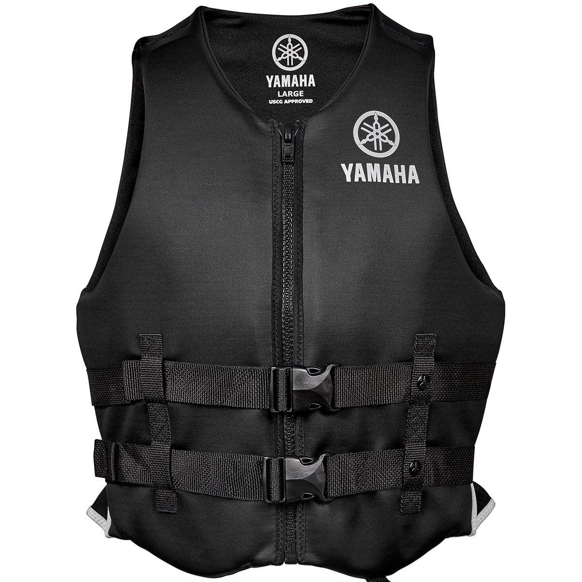 Yamaha 2016 Waverunner Value Neoprene Life Jacket Vest PFD by Yamaha