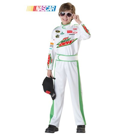 Nascar Dale Earnhardt Jr. Child Costume (Dale Earnhardt Jr Halloween Costumes)