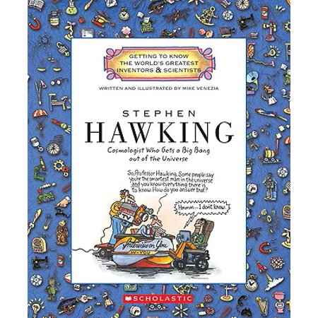 Stephen Hawking : Cosmologist Who Gets a Big Bang Out of the (Stephen Hawking The Beginning Of Time Lecture)