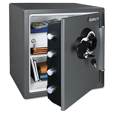 Sentrysafe Model 1170 Fire Safe Security File Black