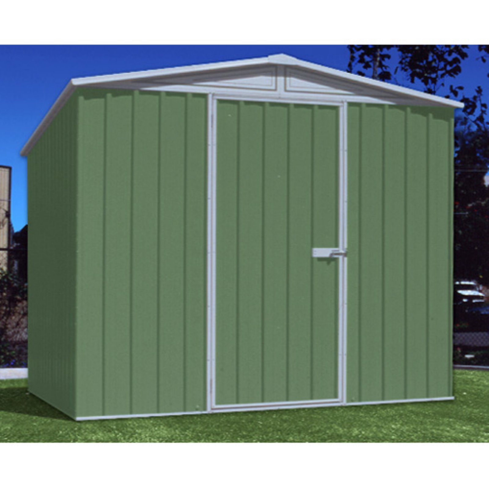 ABSCO Sheds 23221RK Regent 7 x 7 ft. Storage Shed