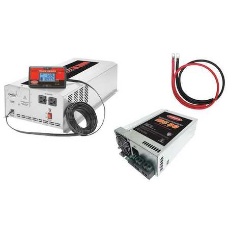 Tundra Icm30280 Inverter/Charger,80 Amps,3000W G1856255