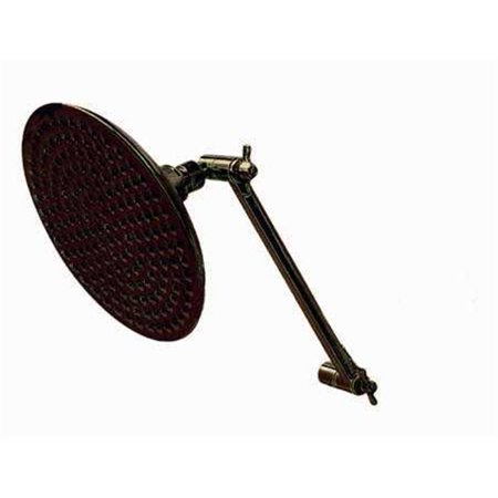 Shower Head with Adjustable Shower Arm   Oil Rubbed Bronze