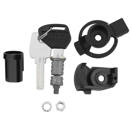 GIVI SL101 Lock Set for Outback Series Aluminum Side