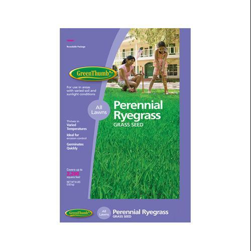 Barenbrug Usa 22208 Perennial Ryegrass Seed, 8-Lbs.
