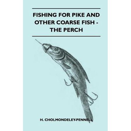 Fishing For Pike And Other Coarse Fish - The Perch - (Torpedo Looking Fish In The Pike Family)