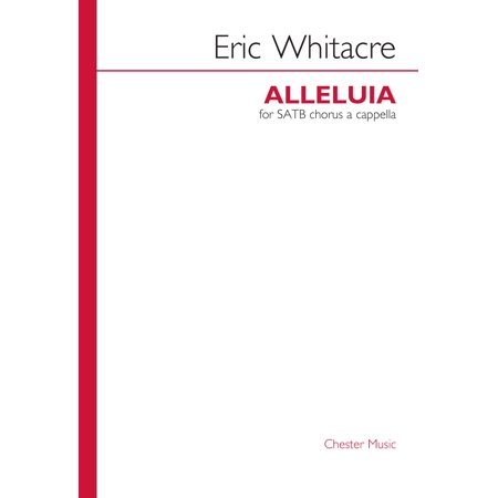 Eric Whitacre: Alleluia - eBook