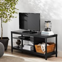 Deals on Mainstays Sumpter Park Collection Media TV Stand For TVs 42-in