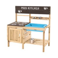 TP Toys Muddy Maker Mud Kitchen Playset