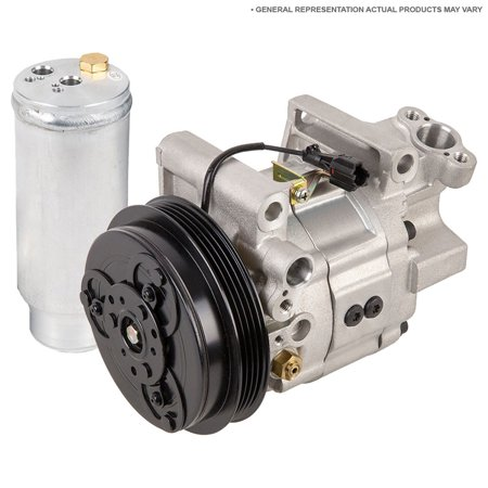 AC Compressor w/ A/C Drier For Oldsmobile Cutlass Ciera 1989 1990 1991
