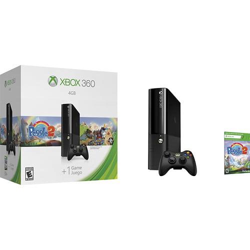 Microsoft Corporation Xbox 360 4GB Holiday Value Bundle -...