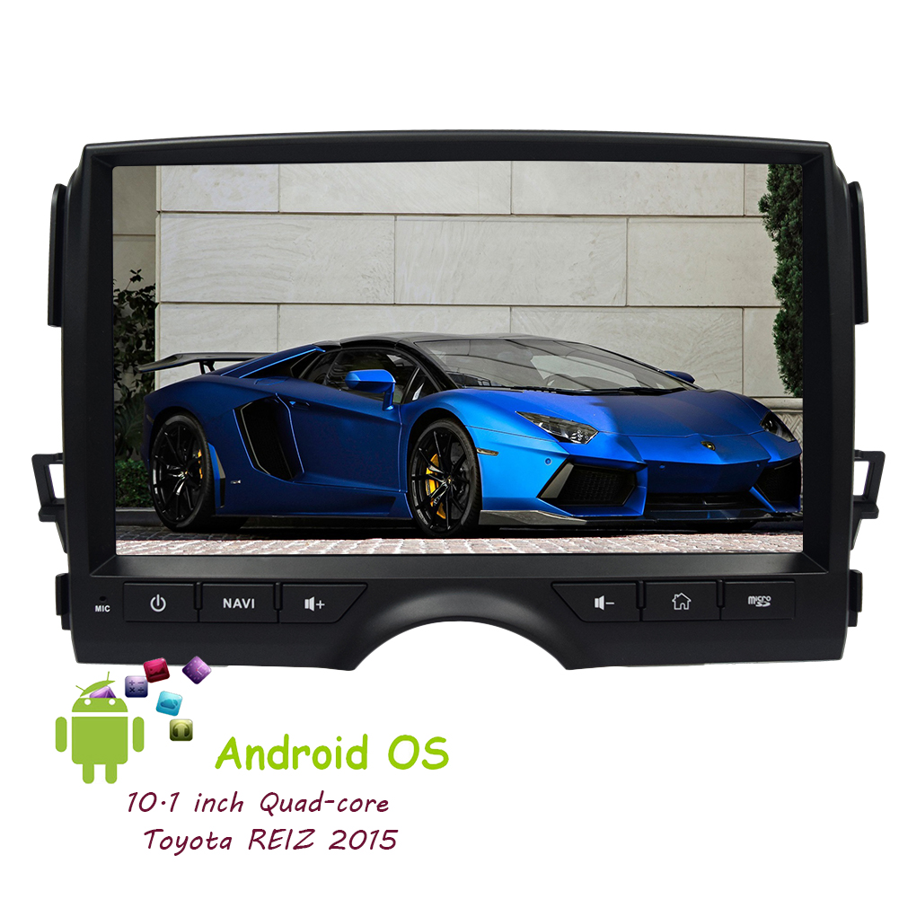 3D GPS 10.1inch Capacitive Multi-TouchScreen Quad-core An...