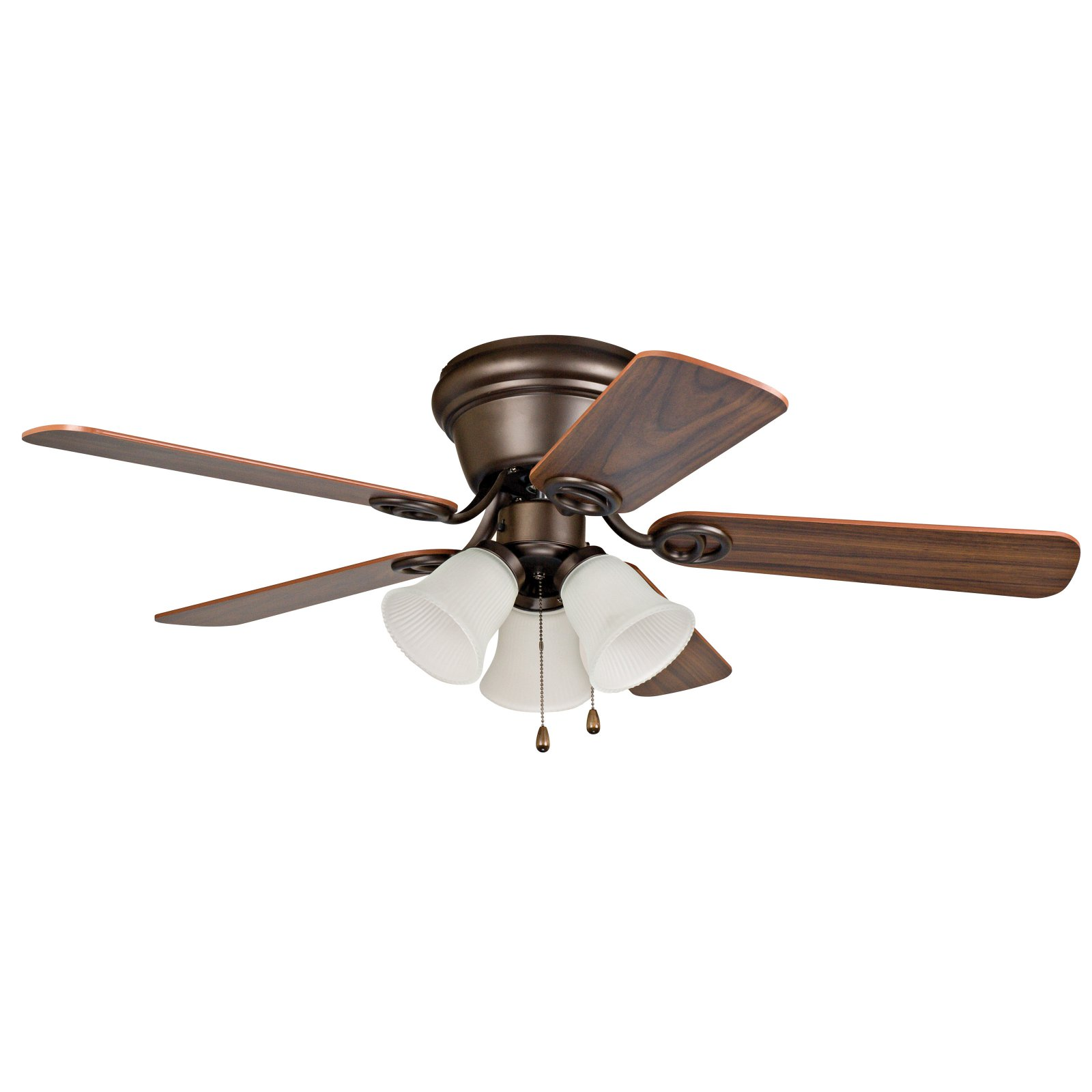 Craftmade Wyman 42 in. Indoor Ceiling Fan with 3 Lights by Ellington Fans
