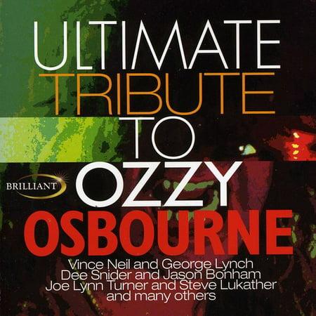 Ozzy Osbourne Belt - Ultimate Tribute to Ozzy Osbourne (CD)