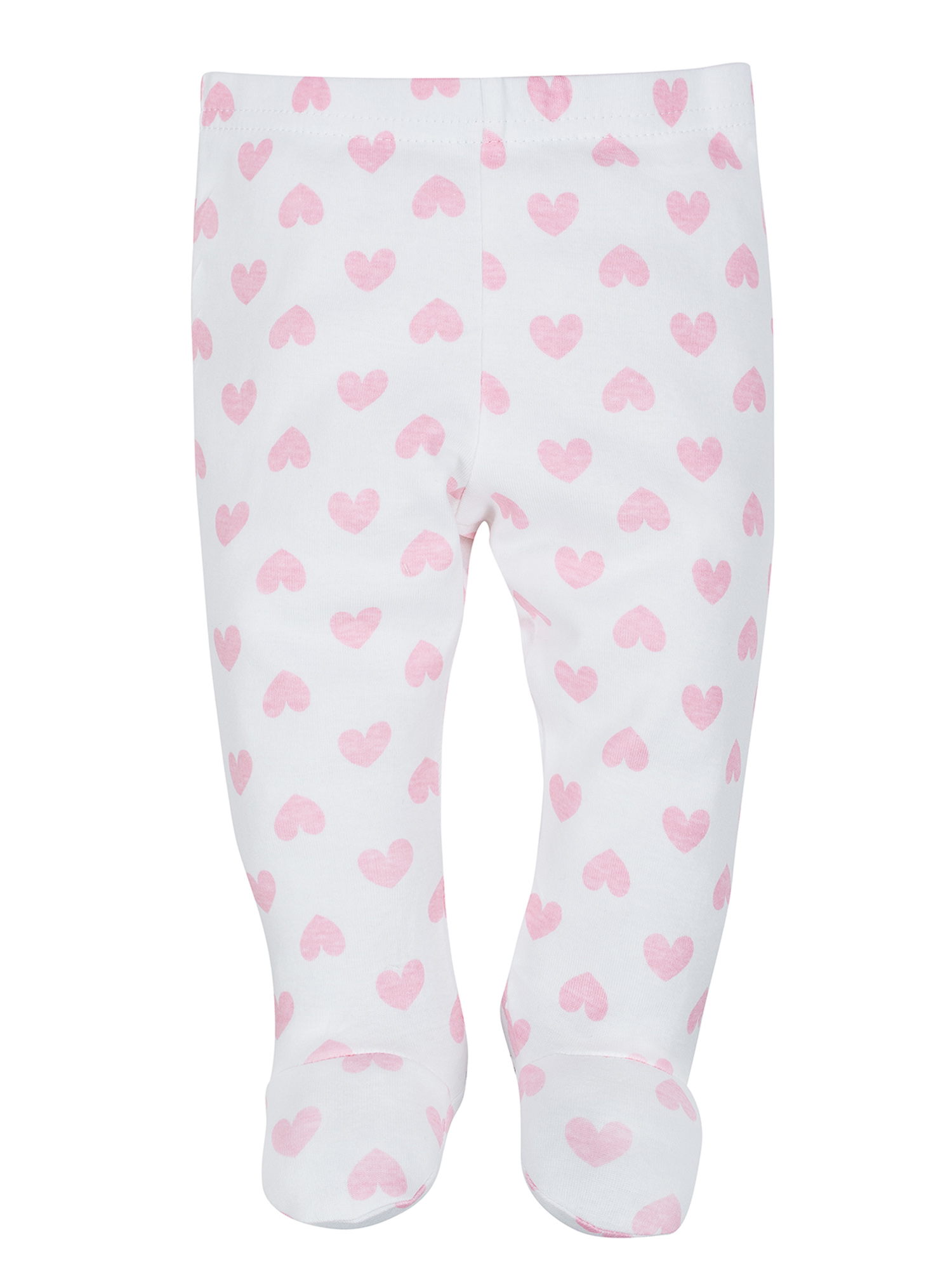 Baby Girls GERBER Organic Cotton Pink Take-Me-Home Set Cute Elephant 3-Piece