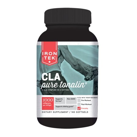 Pure CLA Tonalin gélules 1000 mg 180 Ct