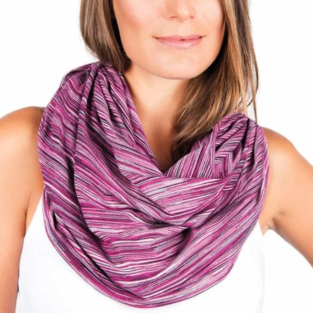 Snap Drape Snap (Champion Lightweight Snap Scarf Shrug Drape Snap closure allows for versatility )