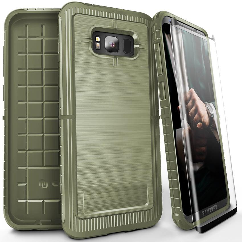 Samsung Galaxy Note 8 / S8 / S8 Plus Case, CLICK CASE Dynite w/ Screen Protector