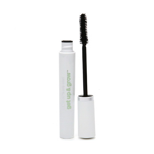 Almay One Coat Get Up And Grow Mascara, Blackest Black - ...