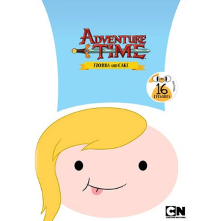 Adventure Time: Fionna & Cake (DVD) - Halloween 2017 Cartoon Network