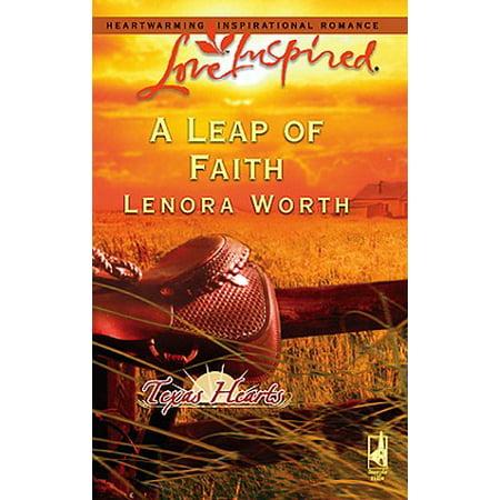 A Leap of Faith - eBook (Leaping Hearts)