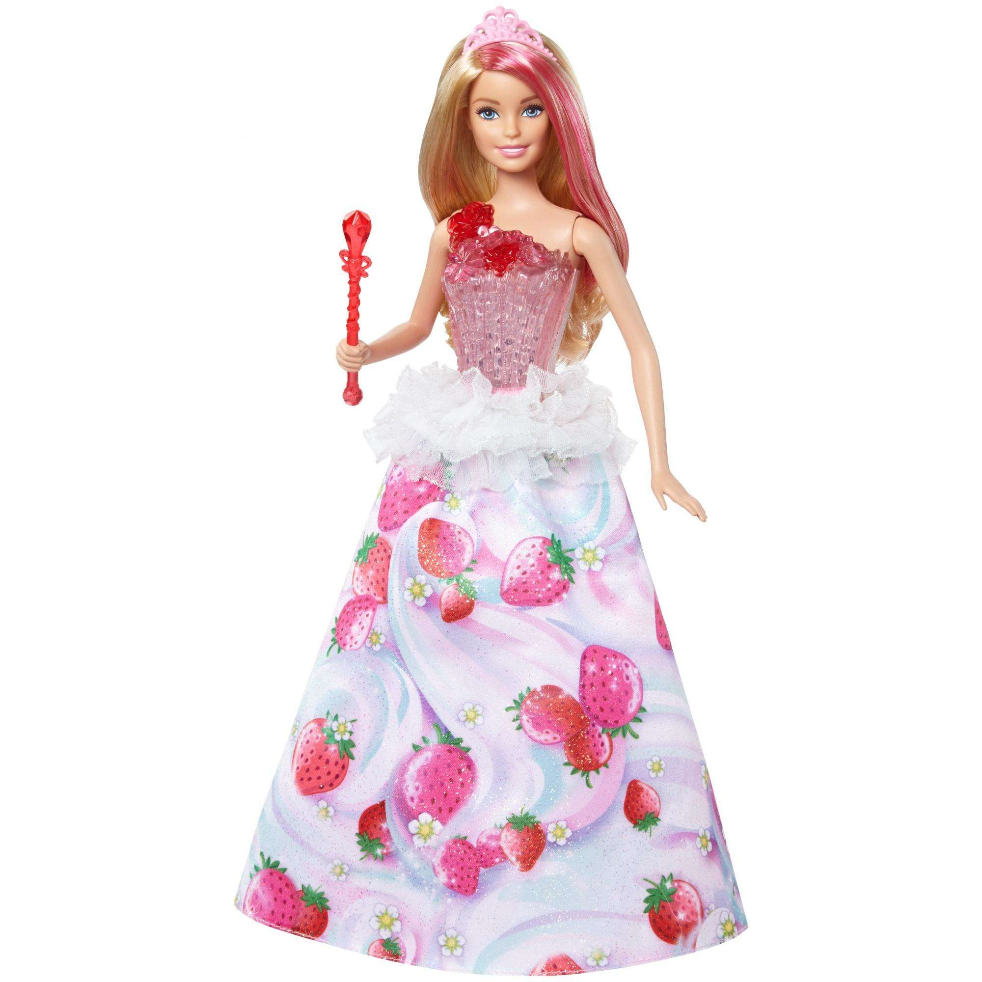 Barbie Dreamtopia Sweetville Princess by Mattel