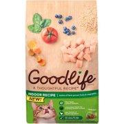 Good Life Indoor Recipe Chicken Dry Cat Food, 7 Lb