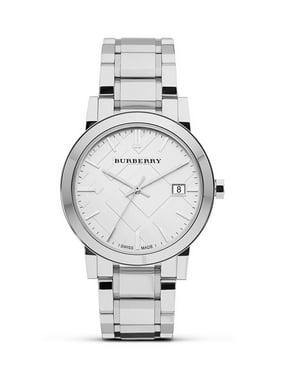 Burberry Unisex Classic Checked Analog Quartz 34mm Watches