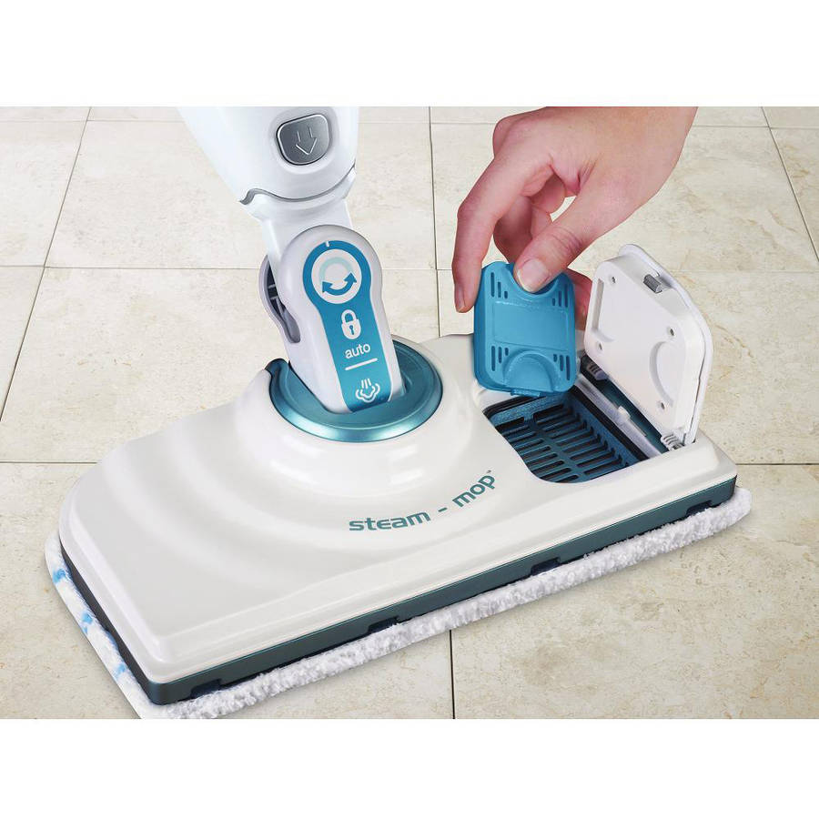 Black and Decker Fresh Scent Steam Mop Tabs, Cotton Scent, BDH410ASM, Blue