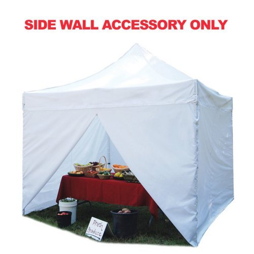 King Canopy 10 x 10 ft. 4 pk. Instant Canopy Side Walls