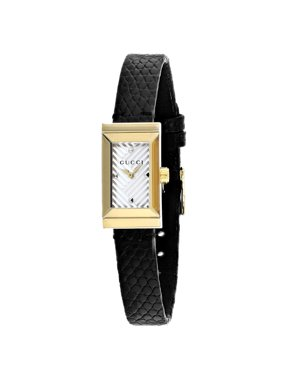 adc95b41f99 Product Image G-Frame Silver Dial Ladies Watch YA147507. Gucci