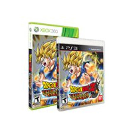 Dragon Ball Z: Ultimate Tenkaichi - Xbox 360 (Dragon Ball Z Ultimate Tenkaichi Cheat Codes)