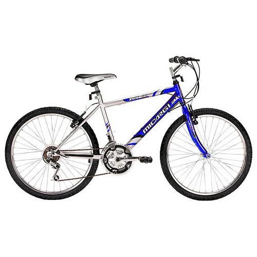 "24"" Micargi M40 Men's Mountain Bike, Blue"