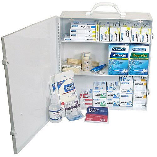 Physicianscare Industrial ANSI/OSHA First Aid Kit