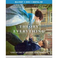 The Theory of Everything (Blu-ray + DVD + Digital Copy)
