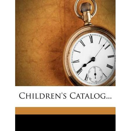 Children's Catalog... - Children Catalog