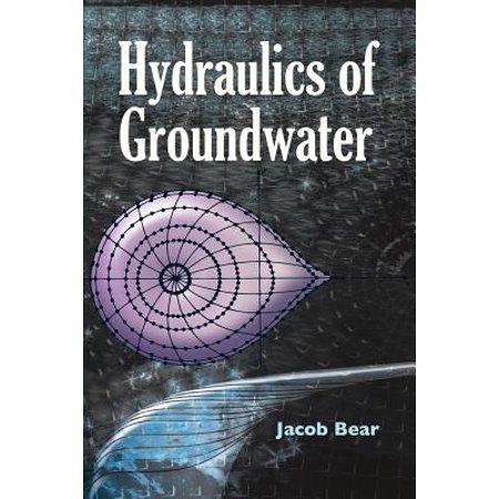 Hydraulics Of Groundwater Walmart Com border=