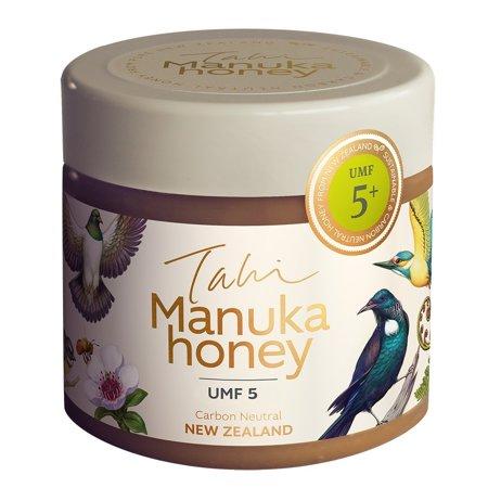 Manuka Honey UMF 5+ (8.81 oz) by Tahi