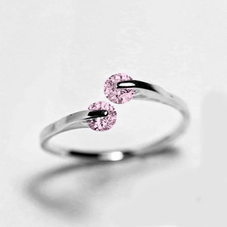Match Made In Heaven Rings A Valentine Day Special Now Also In Rose Gold And Pink Diamond Crystals