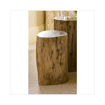 Napa Home And Garden Occasional Hollow Tree Trunk Medium