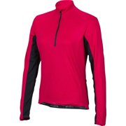 Bellwether Women's Tempo Long Sleeve Jersey: Berry LG