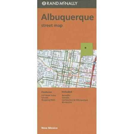 Albuquerque Street Map (Albuquerque Street Map)