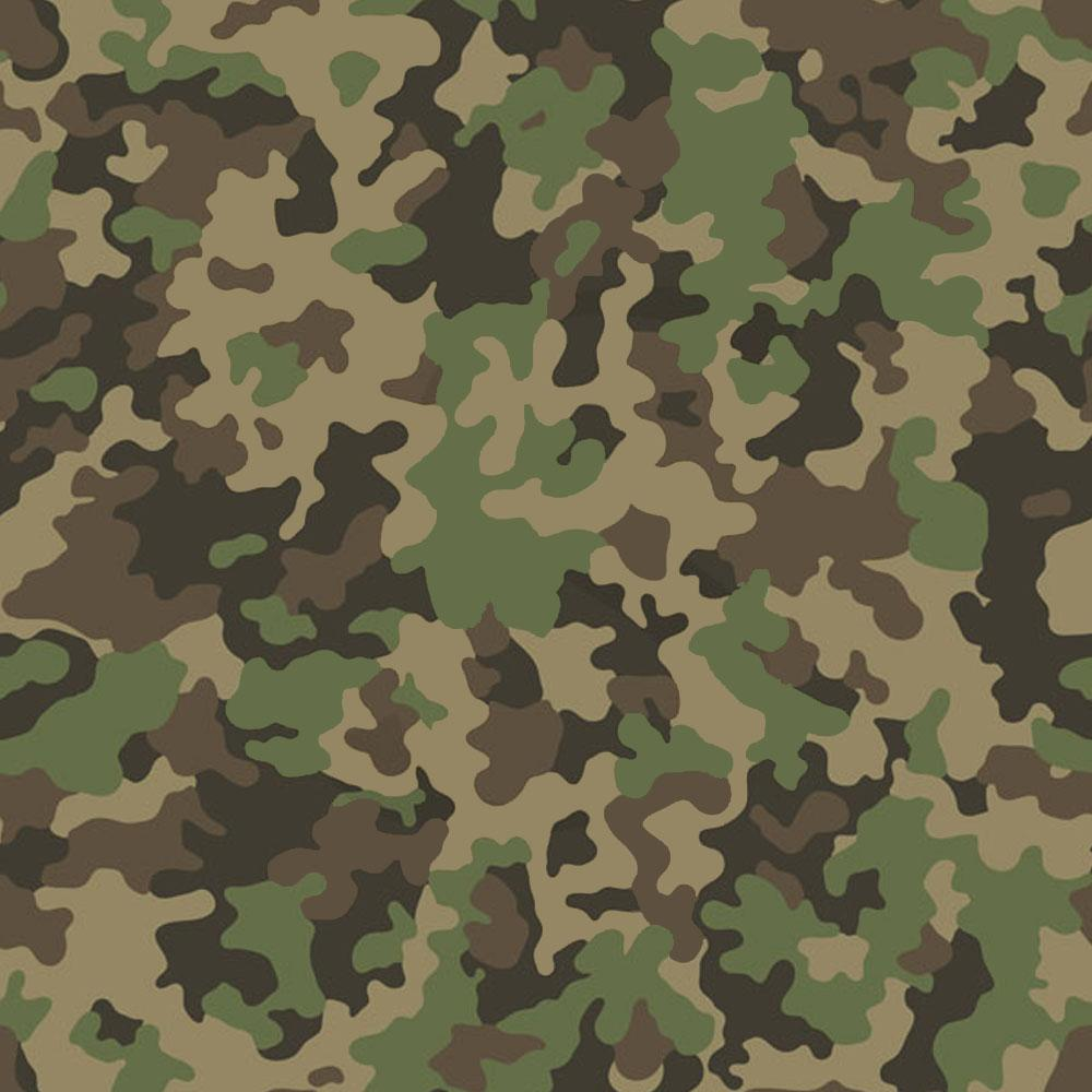 """Oracal 651 Patterned Vinyl - """"Camo - Army"""""""