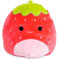 Squishmallows 8 Inch Scarlet the Strawberry Stuffed Plush Toy